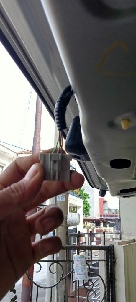 Diagnosa Kerusakan Otomatis Pintu Bagasi Honda CRV
