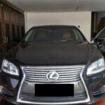 Diagnosa Bunyi Kaki-Kaki Lexus Ls460