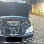Service Rutin, Ganti Oli Mesin Dan Filter Mercedes Benz S300L W221