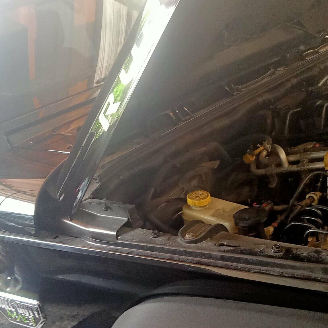 Service Jeep Wrangler Rubicon Ganti Oli Tuneup