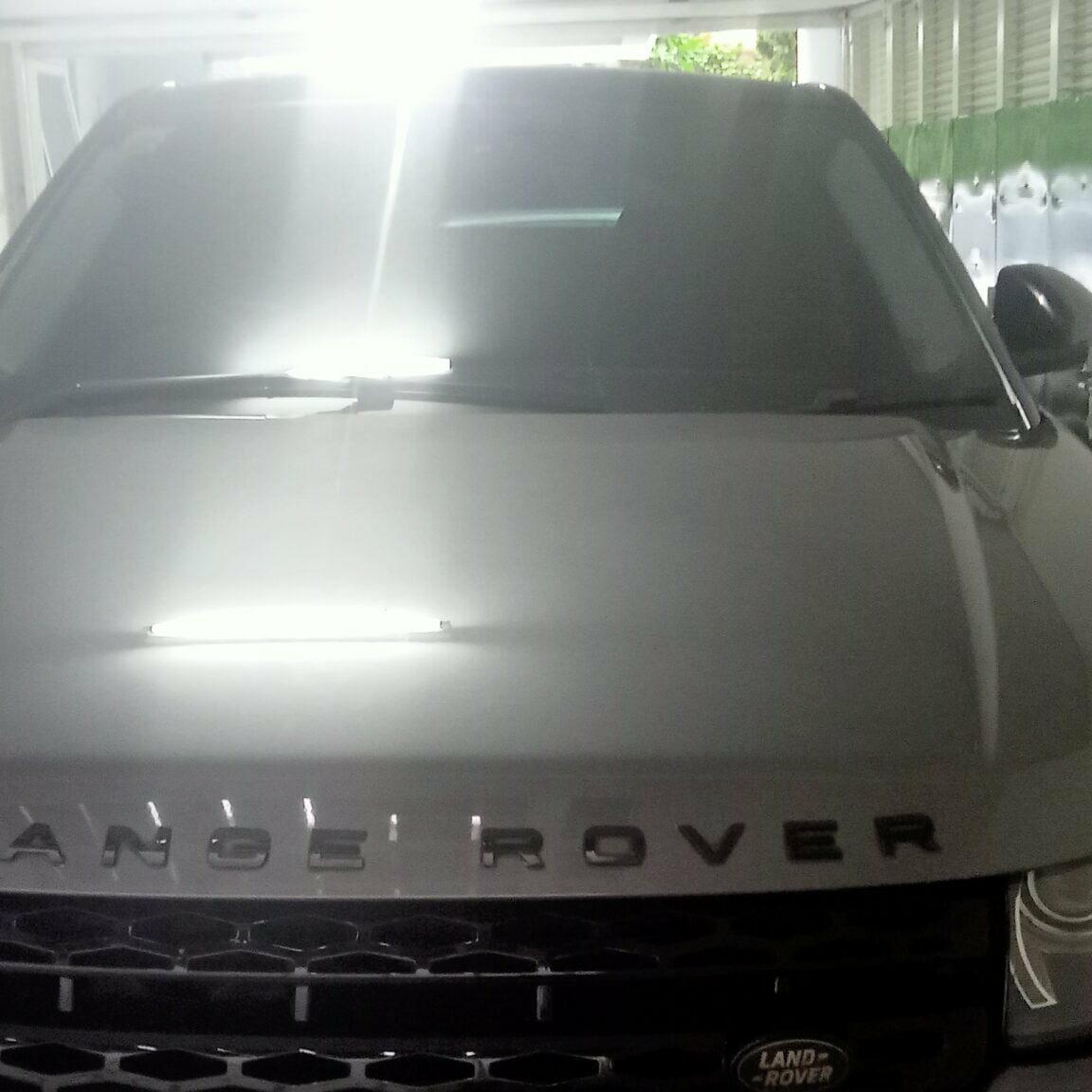 Service Range Rover Evoque Bunyi Saat Rem