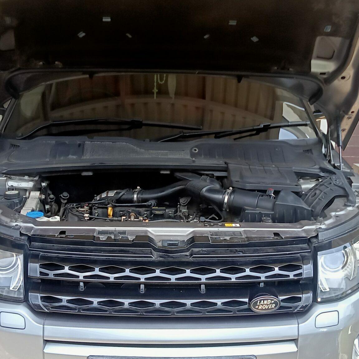 Service Range Rover Evoque Mobil Tidak Bertenaga, Ac Kurang Dingin