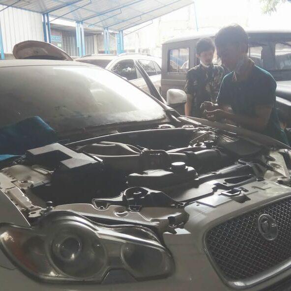 Mobil Tidak Bisa Hidup, Mobil Tidak Bisa Starter Jaguar Xf