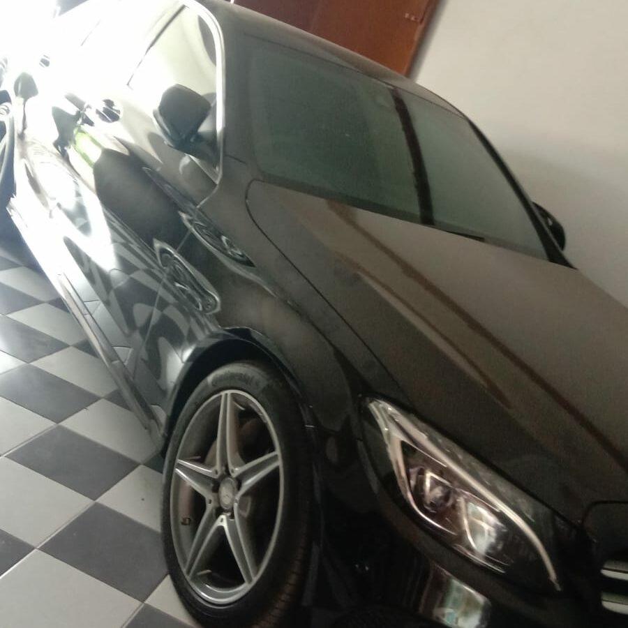 Ganti Aki Mercedes Benz C250 W205