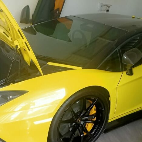 Perbaikan Instrument Cluster Lamborghini Aventador