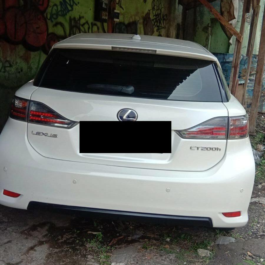 Ganti Kampas Rem Lexus Ct200H