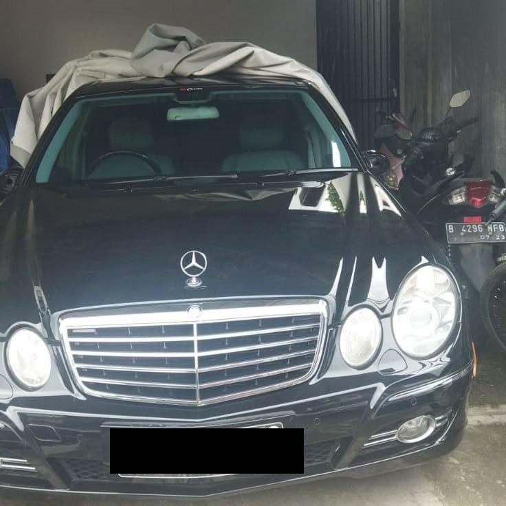 Ac Kurang Dingin, Engine Start/Stop Button Tidak Berfungsi Mercedes Benz E260 W211